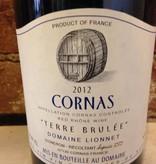 """2012 Domaine Lionnet """"Terre Brulee"""" Cornas,750ml"""