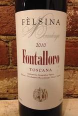 2010 Felsina Fontalloro IGT Toscana,750ml