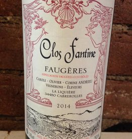 "2015 Clos Fantine Faugeres ""Cuvee Tradition"",750ml"