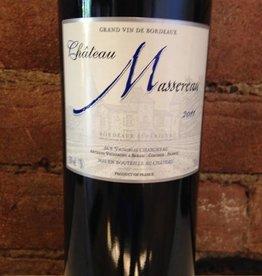 2012 Chateau Massereau Bordeaux Superior Rouge,750ml