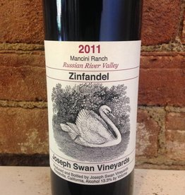 "2012 Joseph Swan ""Mancini Ranch"" Zinfandel, 750ml"