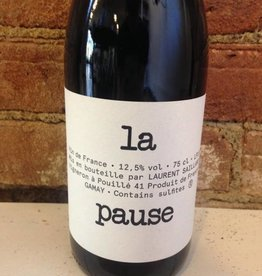 "2017 Laurent Saillard ""La Pause"" Vin de France Rouge,750ml"