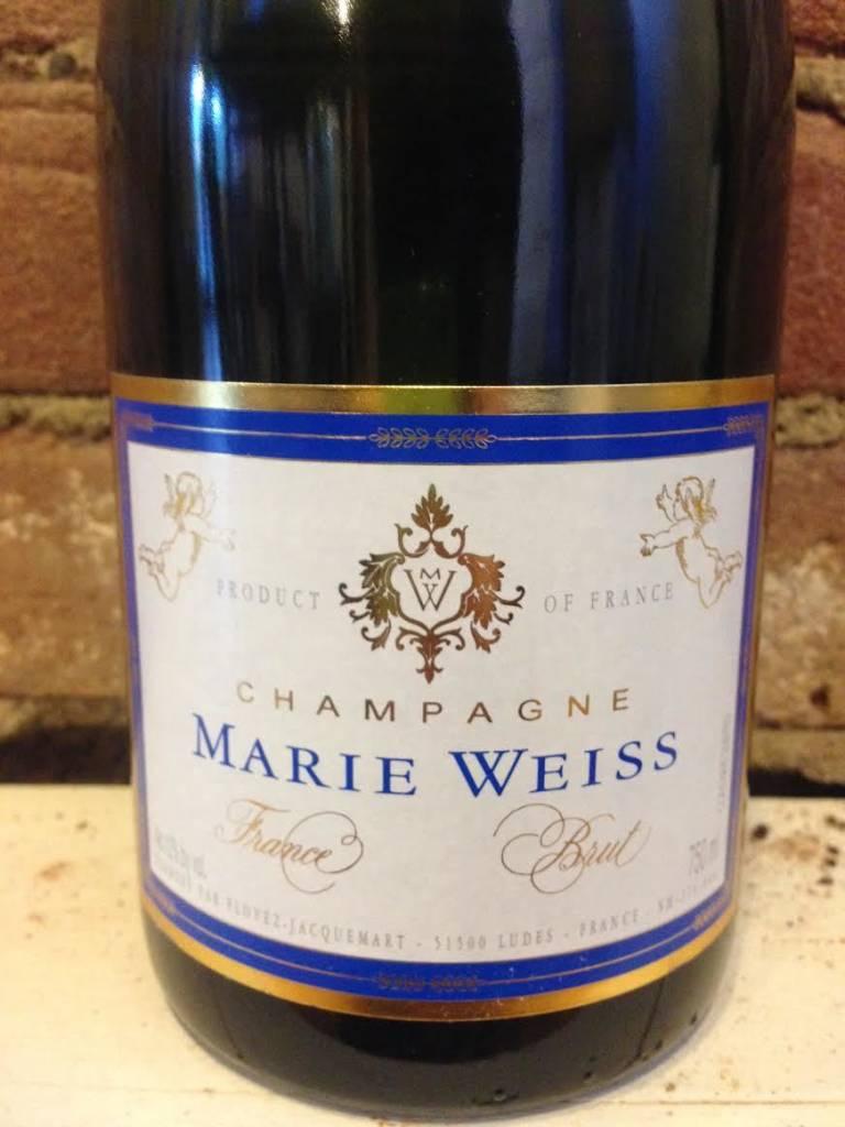NV Ployez-Jaquemart Marie Weiss Champagne,750ml