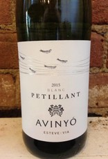 2017 Avinyo Petillant Blanc Penedes,750ml