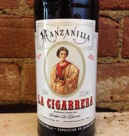 La Cigarrera Manzanilla Sherry,375ml