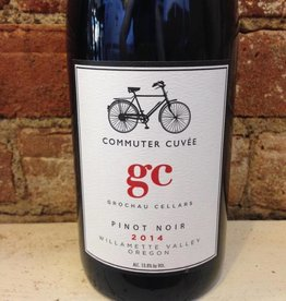2016 Grochau Cellars Commuter Pinot Noir