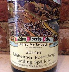 2017 Alfred Merkelbach Kinheimer Rosenberg Riesling Spatlese #1,750ml