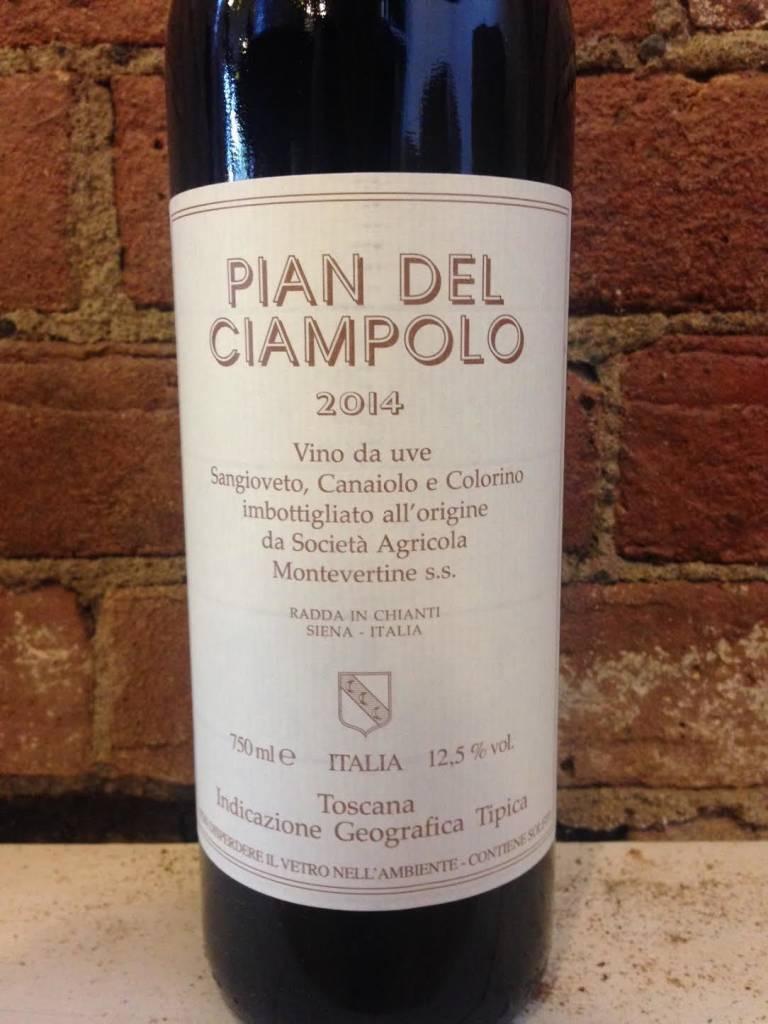 2014 Montevertine Pian Del Ciampolo Toscano Rosso IGT, 750ml