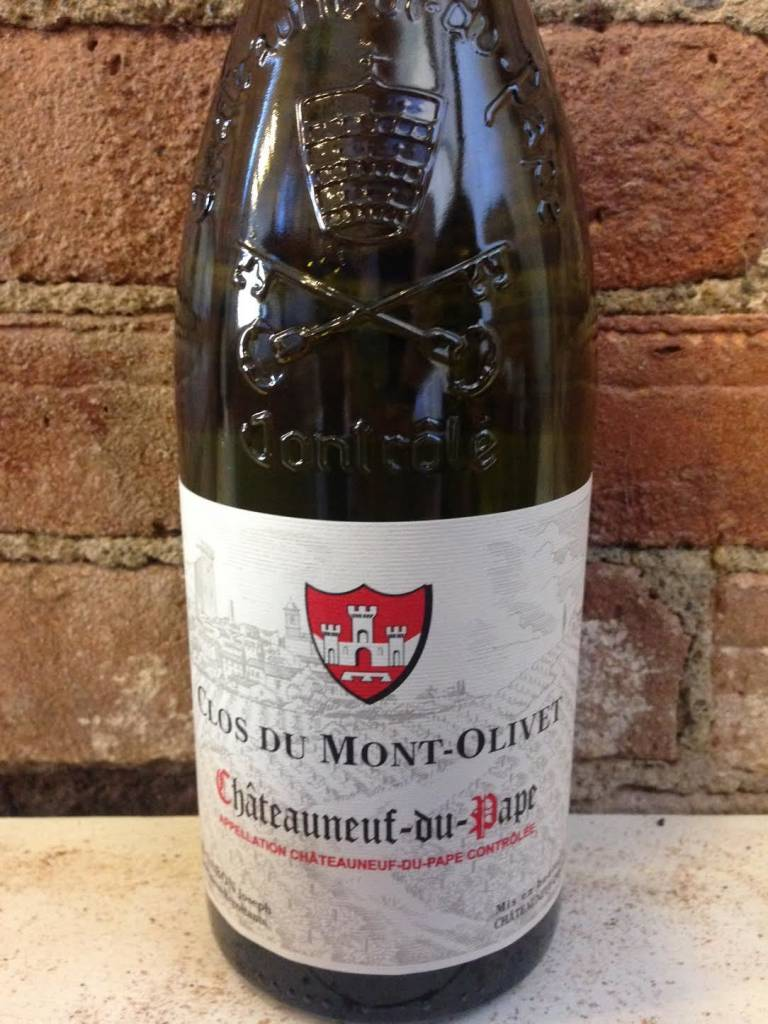 2015 Clos du Mont Olivet Chateauneuf-du-Pape Blanc, 750ml
