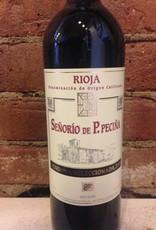 2011 Hermanos Senoria de Pecina Senorio Reserva Rioja,750ml