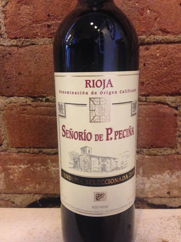 2006 Hermanos Senoria de Pecina Vendimia Selecionada Rioja,750ml