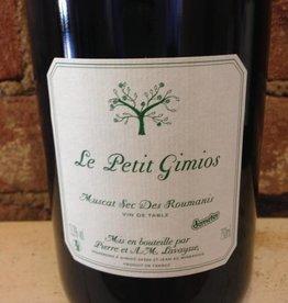 2017 Le Petit Domaine de Gimios Muscat Sec Des Roumanis, 750ml