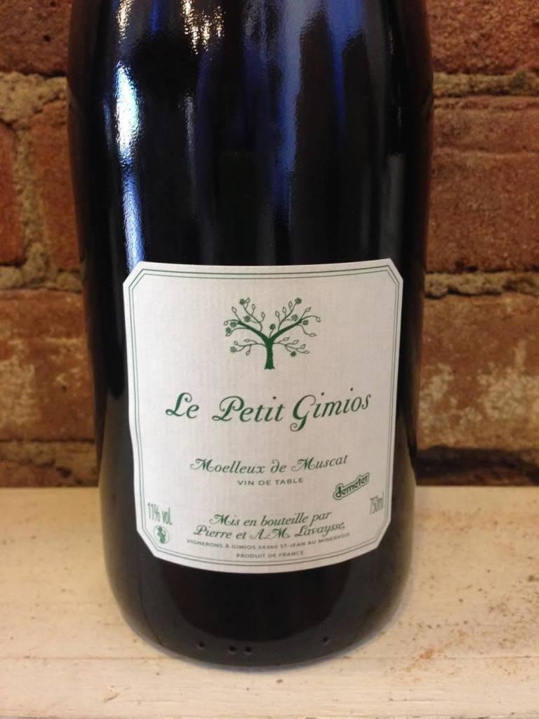 2015 Le Petit Domaine de Gimios Moelleux Muscat Blanc, 750ml