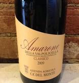 2009 Ca del Monte Amarone della Valpolicella, 750ml
