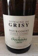 2015 Domaine de Grisy Bourgogne Blanc, 750ml