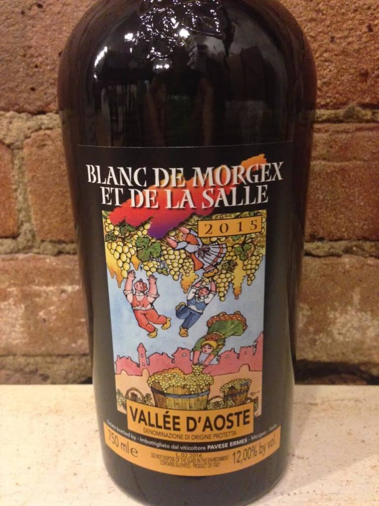 2016 Pavese Blanc de Morgex Valle d'Aoste, 750ml