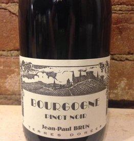 """2015 Jean-Paul Brun """"Terres Dorees"""" Bourgogne Pinot Noir,750ml"""
