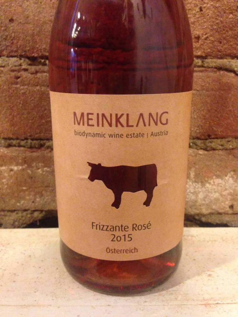 2016 Meinklang Osterreich Frizzante Rose,750ml