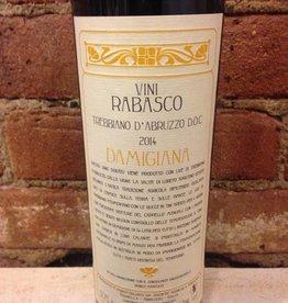 "2014 Rabasco ""Damigiana"" Trebbiano, 750ml"