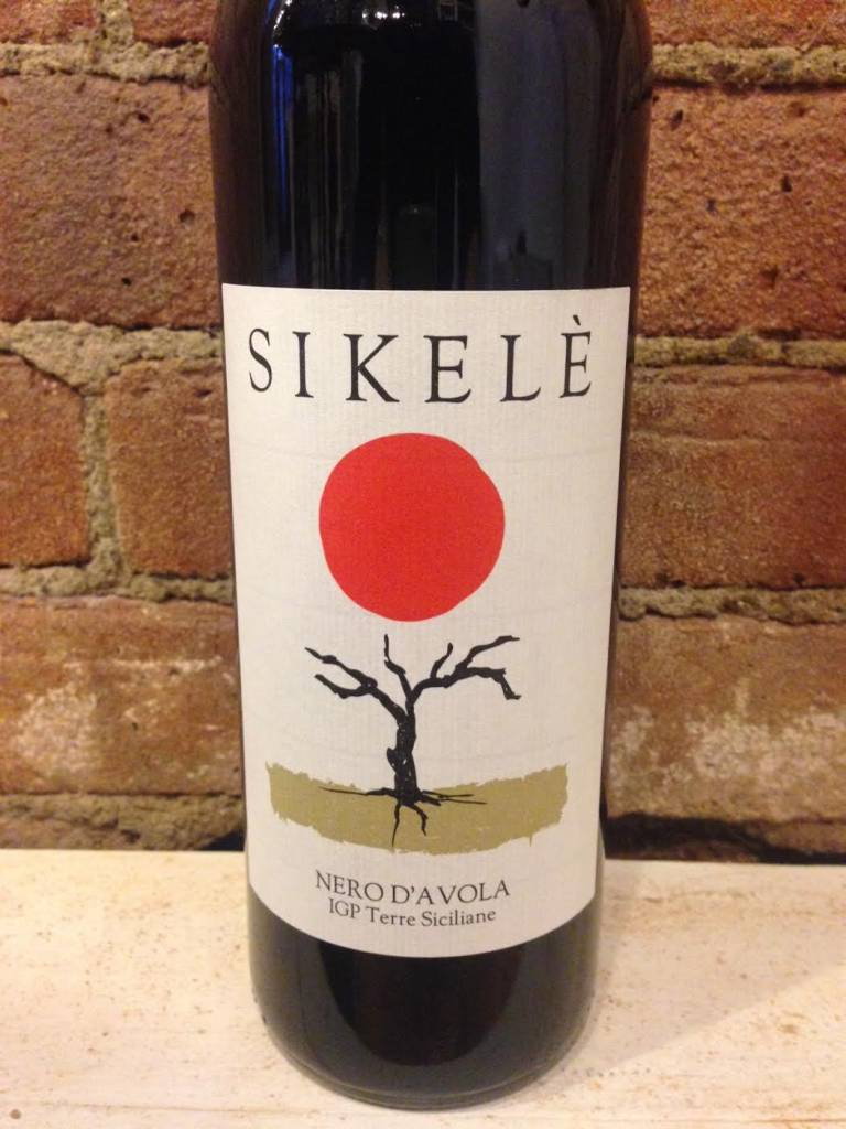 2012 Sikele Terre Siciliane Nero D'Avola, 750ml
