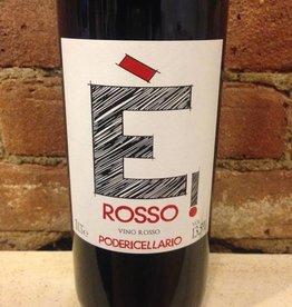 NV Poderi Cellario E'Rosso, 1 liter
