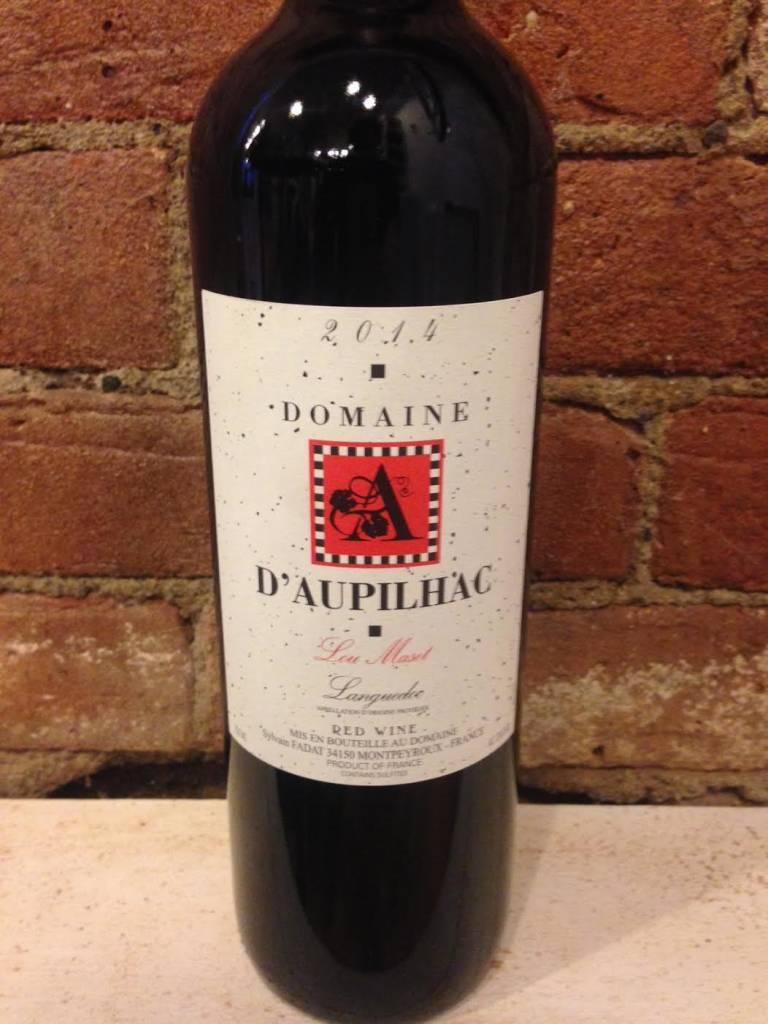 """2014 Domaine d'Aupilhac """"Lou Maset"""" Rouge, 750ml"""