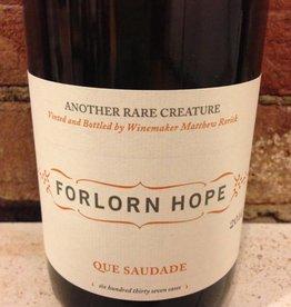 """2014 Forlorn Hope """"Que Saudade"""" Verdelho, 750ml"""