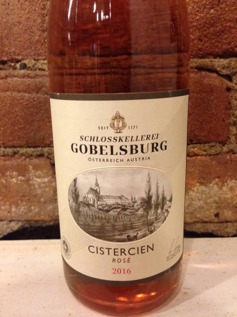 2016 Gobelsburg Cistercian Rose,750ml