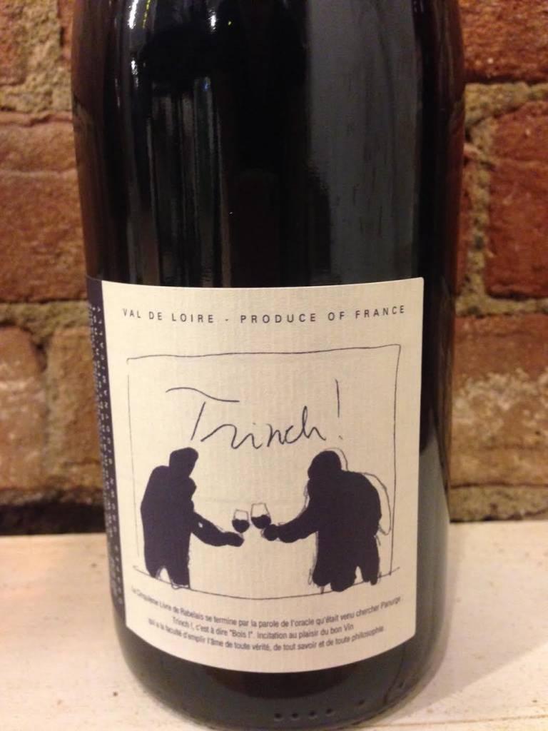 "2015 Catherine & Pierre Breton Bourgeuil "" Trinch"",750ml"