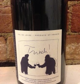 "2015 Catherine & Pierre Breton Bourgeuil "" Trinch"",750ml"