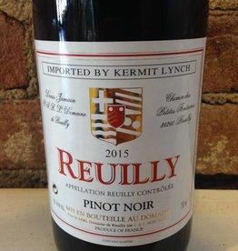2015 Domaine de Reuilly Rouge,750ml