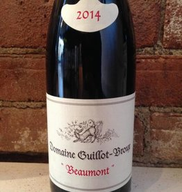 "2014 Guillot -Broux Macon Cruzille ""Beaumont"" Rouge,750ml"