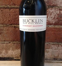 2013 Bucklin Cabernet Old Hill Ranch Sonoma County,750ml