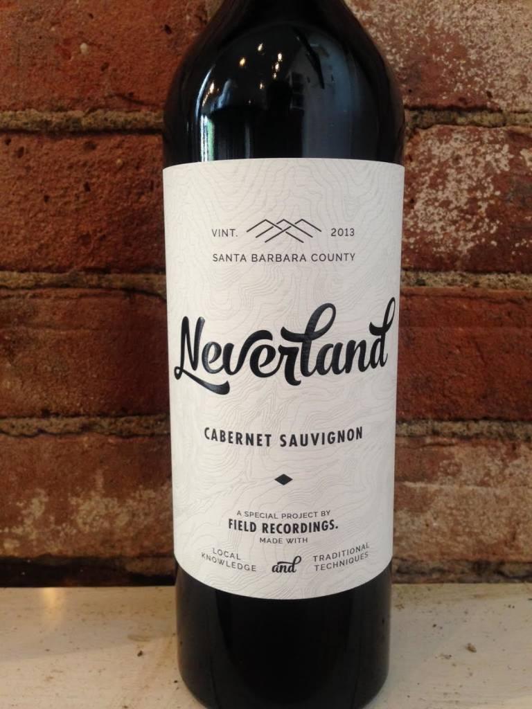 "2013 Field Recordings ""Neverland"" Cabernet Sauvignon,750ml"