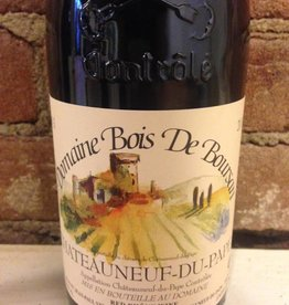 2013 Domaine Bois de Boursan Chateauneuf-Du-Pape Tradition,750ml