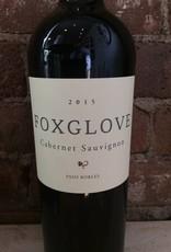 2016 Foxglove Cabernet Sauvignon Paso Robles, 750ml
