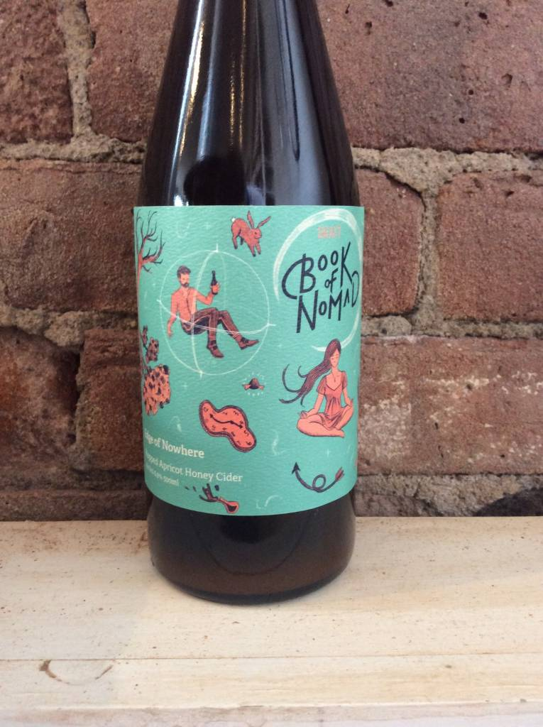 Graft Cider Book of Nomad Edge of Nowhere, 500ml