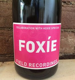 2016  Field Recordings Foxie Rose Spritzer,750ml