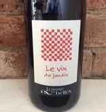 """2016 La Grange Aux Belles """"Le Vin de Jardin"""" VDF, 3 Liters"""