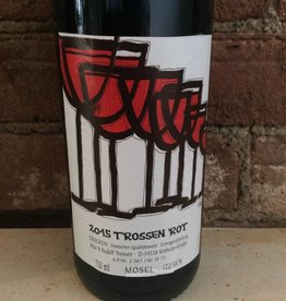 2015 Rita and Rudolf Trossen Rot,750ml