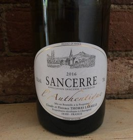 "2016 Thomas Labaille Sancerre ""Authentique"",750ml"