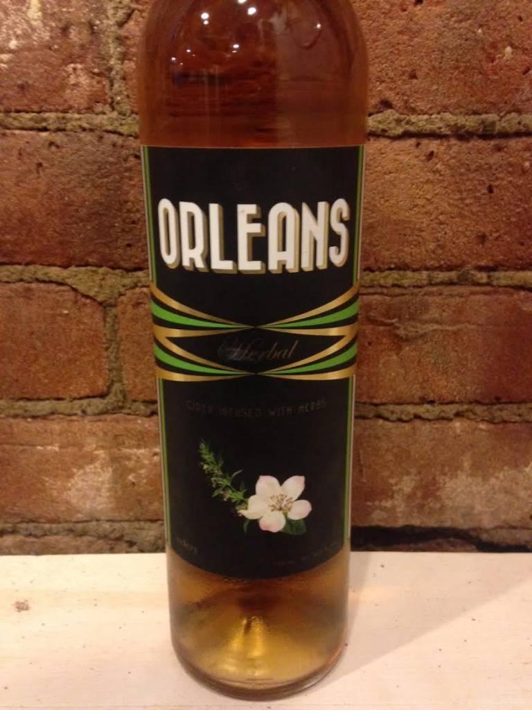 Orleans Eden Herbal Cider, 750ml