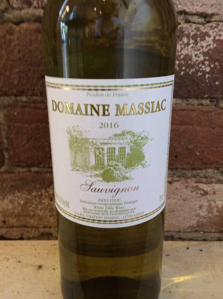 2016 Domaine Massiac Sauvignon Blanc VDP,750ml
