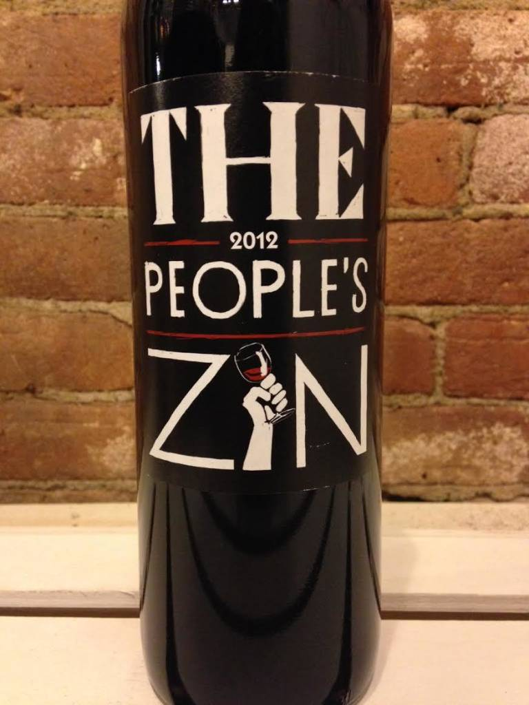 2016 The Peoples Zinfadel, 750ml