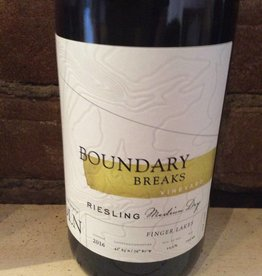 2016 Boundary Breaks Riesling Ovid Line North, 750ml