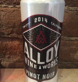 2014 Alloy Wine Works Pinot Noir, 500ml Can