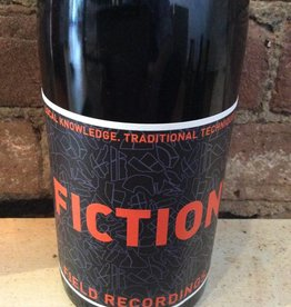 "2014 Field Recordings ""Fiction"" Red, 750ml"