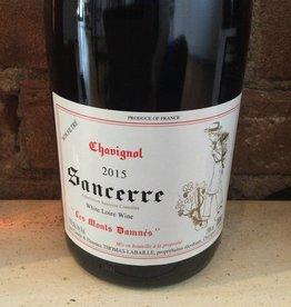 """2015 Thomas-Labaille Sancerre """"Mont Damnes"""", 750ml"""