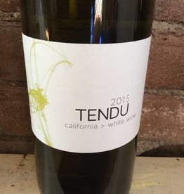 "2015 Matthiasson ""Tendu"" White California, 1 Liter"