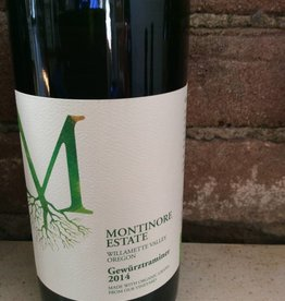 2014 Montinore Gewurtztraminer Willamette Valley,750ml